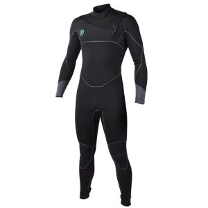 Ride engine APOC 5/4 2019 hoodless front zip wetsuit