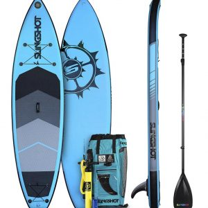 SLINGSHOT CROSSBREED INFLATABLE SUP 11""
