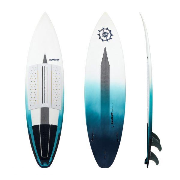 Slingshot Tyrant 2020 kite surfboard