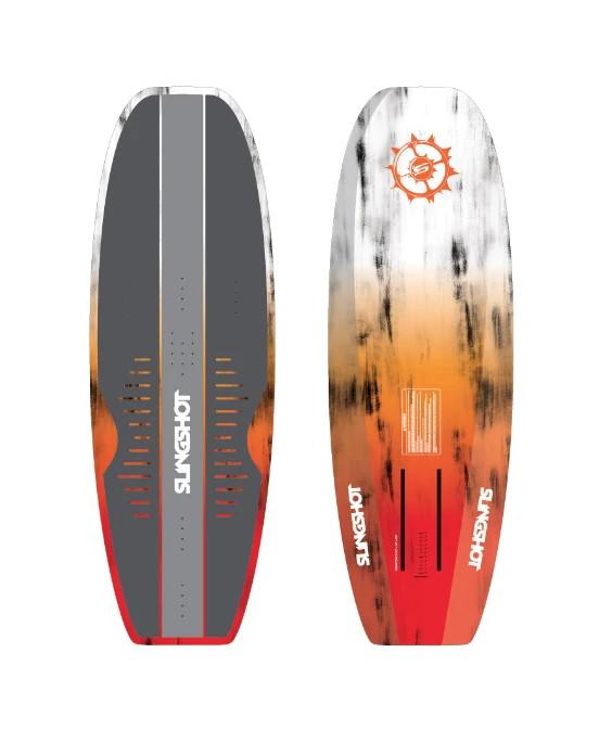 """SLINGHOT DWARF CRAFT 2020 Foil Board - 3'6"""" & 4'6"""""""