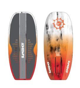 """SLINGHOT DWARF CRAFT 2020 - 3'6"""" FOIL BOARD"""