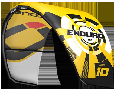 Ozone Enduro V2 2020 yellow kite