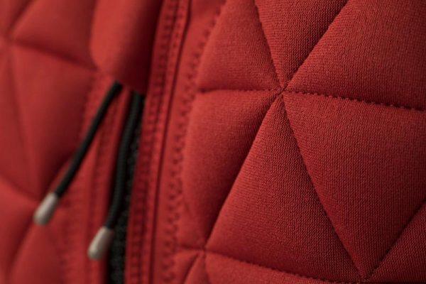 FOLLOW PHARAOH LADIES JACKET (red)