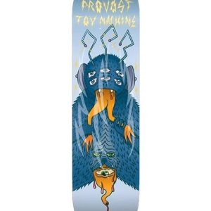 "TOY MACHINE PROVOST CANNIBAL SECT SKATEBOARD DECK - 8.38"" 2020"