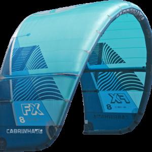 CABRINHA FX 2020 KITE blue