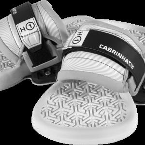 CABRINHA CAB H2O FOOTSRAPS 2020 white