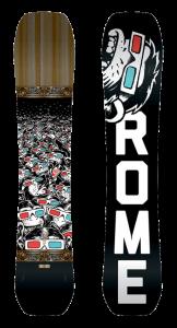 ROME ALEK RAVINE 2020 Snowboard