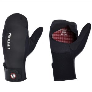 PROLIMIT NEOPRENE MITTENS - OPEN PALM XTREME