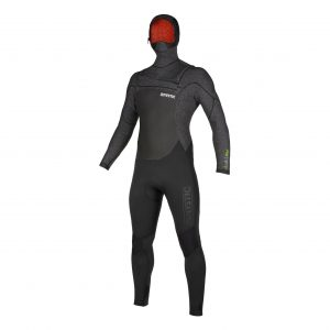 MYSTIC VOLTT HOODED WETSUIT Front Zip 6/4/3mm 2020
