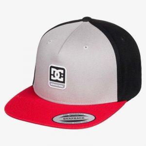 "DC SNAPBACK CAP ""SNAPDRAGGER"" red"