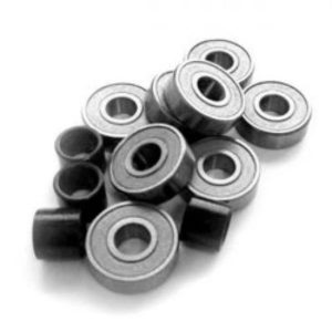 CARVER ABEC 7 BEARINGS and Spacers
