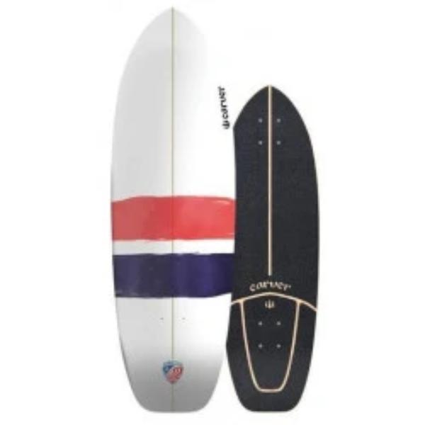 """CARVER USA THRUSTER 32.25"""" - DECK ONLY 2020"""