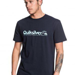 Quicksilver modern legends tee sky