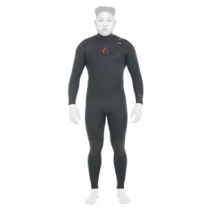 FOLLOW PRO SEALED STEAMER WETSUIT Front Zip 4/3mm 2019