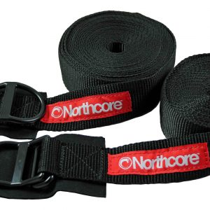 NORTHCORE D-RING TIE DOWNS 5mt
