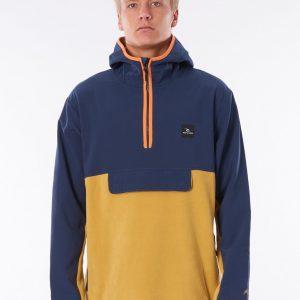 Rip Curl Hike Anti Series Zip Hood Fleece
